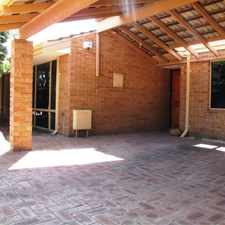 Rental info for Great Location in small quiet group of villas situated in a Cul De Sac location.