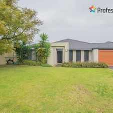 Rental info for Spacious Family Home With Great Outlook in the Armadale area