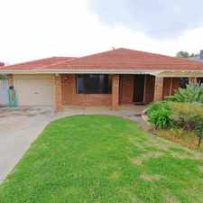 Rental info for HOME OPEN - WED 13TH SEPT @ 3.00PM - 3.15PM - PLEASE REGISTER TO VIEW. in the Kingsley area
