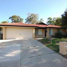 Rental info for EMAIL NOW TO VIEW! in the Perth area
