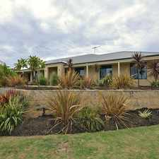 Rental info for SPACIOUS FAMILY HOME! in the Perth area