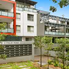 Rental info for Location and lifestyle! in the Pymble area
