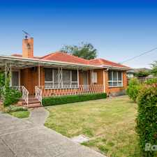Rental info for 21 Adele Avenue, Ferntree Gully