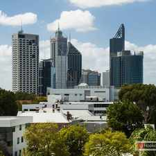 Rental info for City Views! in the Perth area