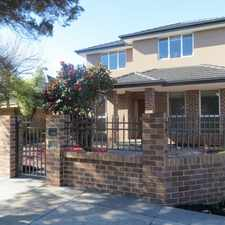 Rental info for MODERN TOWNHOUSE AND EXTRA SPACIOUS LIVING