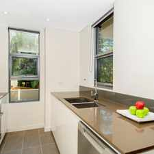 Rental info for STYLISH APARTMENT IN PARKLAND SETTING, MOMENTS FROM IT ALL in the Lane Cove West area