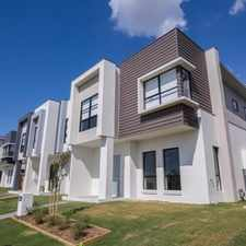 Rental info for MODERN STYLE 4 BEDROOM BRAND NEW HOME!