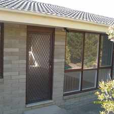 Rental info for Fantastic property at a great price! PRICE REDUCED!!! in the Canberra area