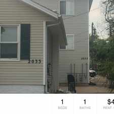 Rental info for 2035 9th Ave