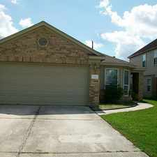Rental info for 11710 Abby Ridge Way in the Houston area