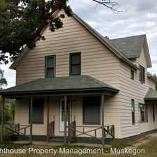 Rental info for 2644 8th St in the Muskegon area