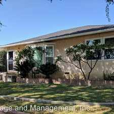 Rental info for 4709 Hackett in the 90713 area