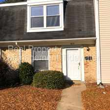 Rental info for BEAUTIFUL 3 BD/ 1.5 BTH TOWNHOUSE in the Chesapeake area