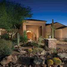 Rental info for 11627 E CAVEDALE Drive Scottsdale Five BR, This spectacular home in the Scottsdale area