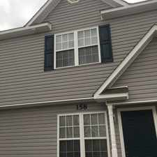 Rental info for 158 Cornerstone Place in the 28543 area