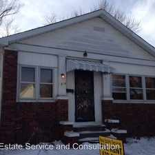 Rental info for 1819 Martin Luther King Jr. Dr. in the Springfield area