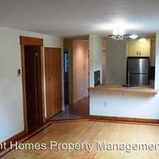 Rental info for 3256 SW Avalon Way #104 in the Seattle area