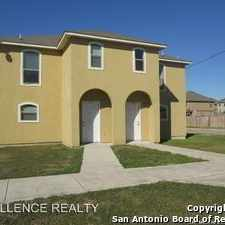 Rental info for 10303 HUNTERS POND in the South Southwest area