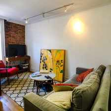 Rental info for Bedford St & Grove St in the New York area