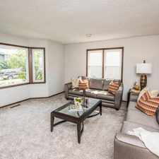 Rental info for Updated Two Story