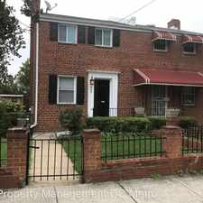 Rental info for 630 Chaplin St. SE in the Marshall Heights - Lincoln Heights area