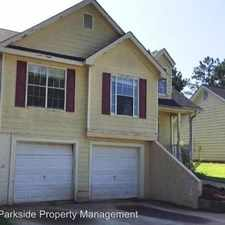 Rental info for 146 Crystal Brook in the Griffin area