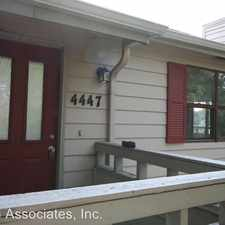 Rental info for 4447 Hunting Meadows Cr in the Gateway Park area
