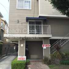 Rental info for Beautiful 2 bedroom Town Home in Peaceful side of Long Beach in the Franklin School area