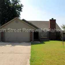 Rental info for This CHOCTAW home won't last long!!