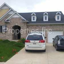 Rental info for GREAT LAYOUT!!! SPACIOUS 4 BEDROOM 3 BATH HOME in the Westfield area