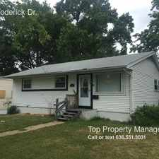Rental info for 101 Roderick Dr. in the St. Louis area