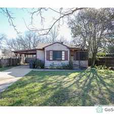 Rental info for Property ID# 13427913-3 Bed/2 Bath, Fort Worth, TX-1452 Sq ft in the Bomber Heights area