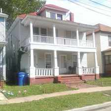 Rental info for 1325 21st Street in the Chesapeake area
