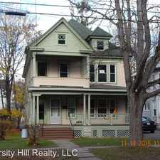 Rental info for 725 Euclid Ave. - 727 in the 13210 area