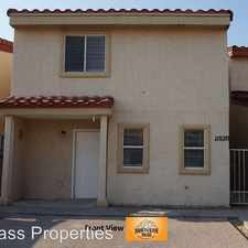 Rental info for 11020 Wind in the El Paso area