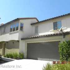 Rental info for 1365 Sunset Pl #A