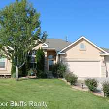 Rental info for 3638 Spitfire Dr in the 80911 area