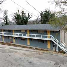 Rental info for 205 Valley View Ave in the Chattanooga area
