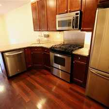 Rental info for 122 Jackson Street #4B in the Jersey City area