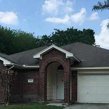 Rental info for 9502 Tallow Tree Drive in the Houston area