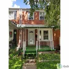 Rental info for Remodeled Townhome in the Essex area