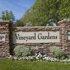 Rental info for Vineyard Garden