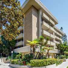 Rental info for 1300 Midvale Avenue #401 in the Los Angeles area
