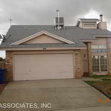 Rental info for 704 SPRINGFIRE DR in the El Paso area