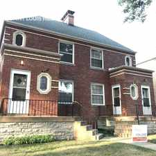 Rental info for 6371 A Sutherland Ave. in the Lindenwood Park area