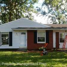 Rental info for 5020 Woodlea Ave