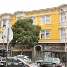 Rental info for 1310 Haight Street in the Haight Ashbury area