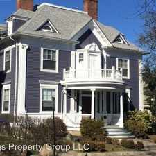 Rental info for 400 Angell St in the East Providence area