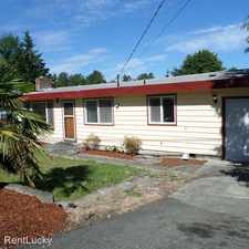 Rental info for 24318 16th Ave. S