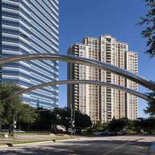 Rental info for Camden Post Oak